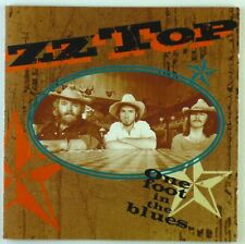 CD - ZZ Top - One Foot In The Blues - A5980