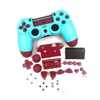 For PS4 Controller Full Set Replacement Cover Gamepad Shell Housing Case Part