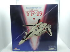 ++Near Mint++ MACROSS PLUS YF-19 1/60 TRANSFORMATION Yamato #502