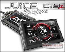 EDGE CTS 2 JUICE W ATTITUDE RACE TUNER FOR 98.5-00 DODGE RAM CUMMINS DIESEL 5.9L