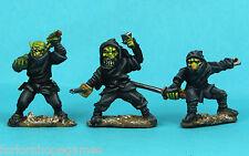 Ninja Goblins (3) Warhammer Fantasy Armies 28mm Unpainted Wargames