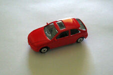 Maisto Die Cast Mid to Late 1990's Honda Civic Red Hatchback Compact Car, Rare