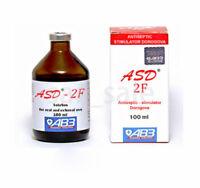 ASD - 2 fraction ASD-2  Moscow АСД 2 АСД2 Antiseptic Stimulator Dorogov 100 ml