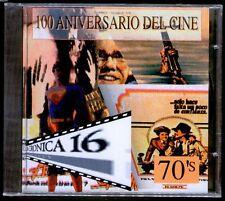 MUSICA DE CINE AÑOS 70's  - Film songs - SPAIN CD Alfa Delta 1995 - Nuevo / New