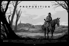"""Mondo The Proposition Variant Silk Screen Print By Ken Taylor  24"""" X 36"""" Ed 125"""
