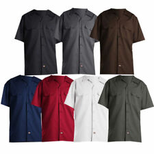 Dickies Regular Size Polyester Casual Shirts for Men