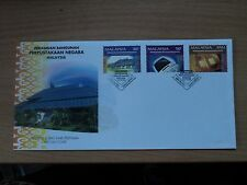 Malaysia 1994 16 Dec FDC Opening of new National Library, Bureau postmark