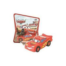 Disney Pixar Cars Party Cake Supplies Lightening McQueen Moulded 3D Candle