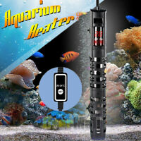 400W Submersible Aquarium Heater Fish Tank Heating for Salt and Water Adjustable