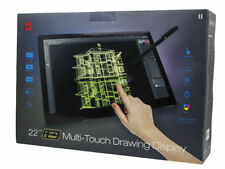 """Monoprice 12077 22"""" LED Touchscreen Drawing Monitor, opened Box Never Use"""