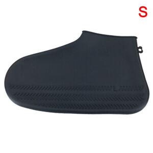 Rain Boot Reusable Waterproof Non-slip Outdoor Portable Silicone Nice Shoe Cove+