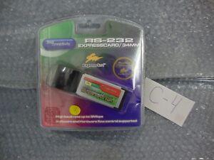 Express Card 34mm  RS232  Adapter Express Card