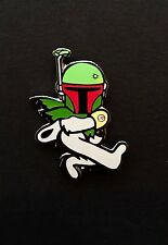 Bobba Fett Dancing Bear Grateful Dead Star Wars Pin...panic phish string moe 9