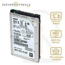 """HGST Travelstar 5K1000 750GB SATA 6Gb/s 2.5"""" Hard Drive   HTS541075A9E680"""