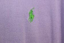 Polo by Ralph Lauren 100% Cotton Purple Shirt Size 2XB Big