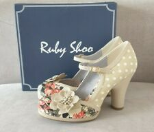 Ruby Shoo Womens Tanya Mary Jane Pumps