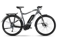 Haibike SDURO Trekking 3.0 Herren 500Wh 2019 E-Bike Größe L grau weiß schwarz