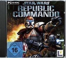 STAR WARS REPUBLIC COMMANDO PC Deutsch Top