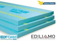 ELYFOAM PANNELLO TERMO ISOLANTE IN POLISTIRENE ESPANSO. 280x60 Spessore 3 cm