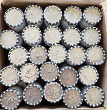 Kennedy Half Dollar Lot 100 Coins Random Years ($50 Face Value)