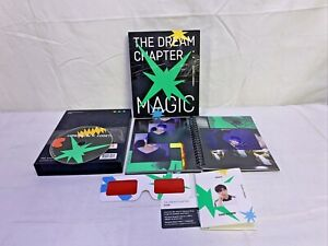 TOMORROW X TOGETHER TXT [THE DREAM CHAPTER : MAGIC] Arcadia ~ USED - See item!