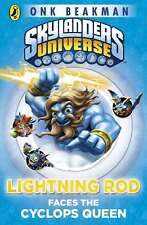 Skylanders Mask of Power: Lightning Rod Faces the Cyclops Queen: Book 3, Beakman