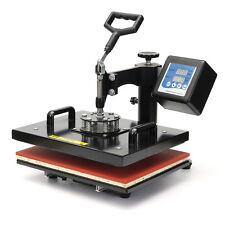 Digital Heat Press Printer Transfer Machine Sublimation For T-Shirt Mug Cup Hat