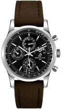 Breitling Transocean Chronograph 1461 Men's Luxury Watch Save A1931012/BB68-108W