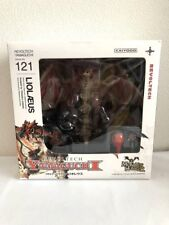 REVOLTECH YAMAGUCHI 121 Monster Hunter Rathalos Action Figure FROM JAPAN F/S