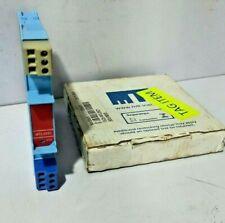 MTL5521 STS Loop Powered Solenoid / Alarm Driver