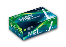 MCT MENTHOL 500 Click Ball Capsule Empty Cigarette Filter Tubes 5 boxes of 100