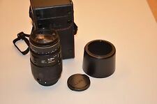 Sigma 70-300mm f/4.0-5.6 APO Lens For Canon DSLR Cameras TELEPHOTO ZOOM MACRO