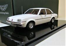 BHM EXCALIBUR EXC 1a: 1980 VAUXHALL CAVALIER MK 1 1600GL, WHITE. BRAND NEW..