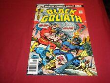 WA1 Black Goliath #3 marvel 1976 bronze age 7.5/vf- comic!