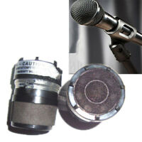 2pcs Replacement Cartridge Fit For Shure SM58 600 Ohm Microphone Repair Parts