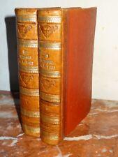 LES CLASSIQUES DE LA TABLE - Justin Améro - 1855 - 2 VOLUMES