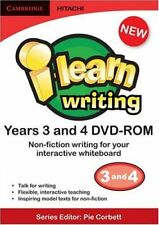 i-learn: writing Non-fiction Years 3 and 4 DVD-ROM: Years 3&4, Walker, Angela, S