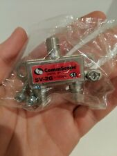 CommScope SV-2G 2-way Digital Cable Coaxial Splitter 5-1000mhz Comcast Xfinity