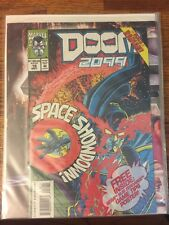 DOOM 2099 ISSUE 18 *SEALED WITH POSTER* *NM/MT 9.8*