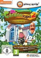 Gardenscapes 2 - PC Game - *NEU*