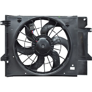 New Dual Radiator and Condenser Fan Assembly for Quest Villager
