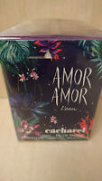 Amor Amor Cacharel L´eau Noite Brasileira 100 ml Toilette Pour Femme VINTAGE
