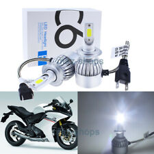 120W H7 LED Headlight Bulb Kit High Low Beam Fit Honda CBR 1000RR 600RR F4i RC51