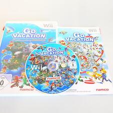 Go Vacation Nintendo Wii