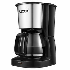 Aicok 10-Cup Thermal Coffeemaker, Drip Coffee Maker with Permanent Coffee Filter