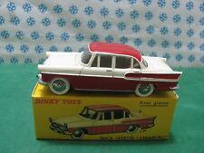 Vintage -  SIMCA  VEDETTE  Chambord  - Dinky Toys 24K    MINT