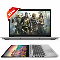 "NEW LENOVO IdeaPad 15.6"" INTEL Dual-Core 128GB SSD Drive 4GB WebCam Win10 Laptop"