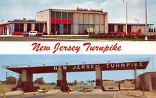 Cities Service Gas Station Howard Johnson's New Jersey Turnpike Mike Roberts