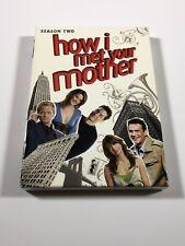 How I Met Your Mother - Season 2 (DVD, 2007, 3-Disc Set)
