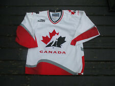 Vintage TEAM CANADA Hockey 1996 ERA Jersey Med by Bauer
